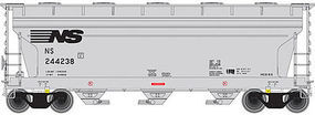 Trainman Center-Flow Covered Hopper Norfolk Southern #244238 N Scale Model Train Freight Car #50001891
