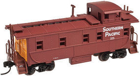 Trainman Cupola Caboose Southern Pacific #342 N Scale Model Train Freight Car #50002132