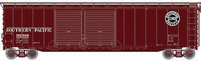 Trainman 50 Double Door Boxcar Southern Pacific 192862 N Scale Model Train Freight Car #50002256
