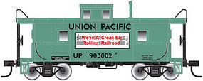 Trainman C&O Caboose Union Pacific #903003 N Scale Model Train Freight Car #50002595