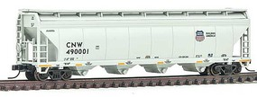 Trainman N Acf 5250 Hopper Up 490001