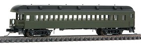 Trainman N 60'Observation Undec Green