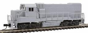 Trainman GP15-1 Undecorated N Scale Model Train Diesel Locomotive #52600