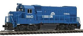 Trainman GP15-1 Conrail 1660 N Scale Model Train Diesel Locomotive #52641