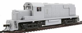 Trainman ALCO RS-32 Powered - Undecorated HO Scale Model Train Diesel Locomotive #8390
