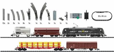 Trix Freight Service Today Set - N-Scale