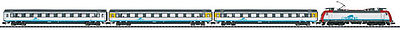 Trix Cisalpino Train Set SBB N Scale Model Train Set #11629