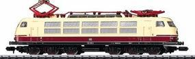Trix Era IV Class 103.1 DB German Federal Railroad N Scale Model Train Electric Locomotive #12194