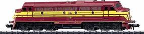Trix IV Class 1600 Loco CFL Luxembourg State Railways N Scale Model Train Diesel Locomotive #12269