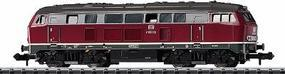 Trix Class V 160 Loco Powered German Federal Railroad N Scale Model Train Diesel Locomotive #12323