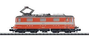 Trix SBB cl Re 4/4 II Elok - N-Scale