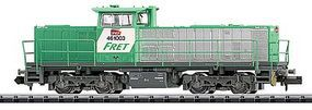 Trix Minitrix Class 461 000 DC French State Railways N Scale Model Train Diesel Locomotive #12471
