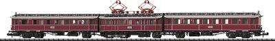 Trix Cl ET 87 Rail Car Set DB - N-Scale