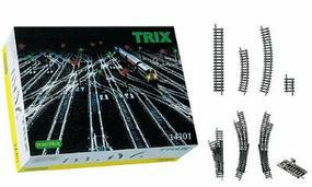 Trix Large Track Extention Set - N-Scale