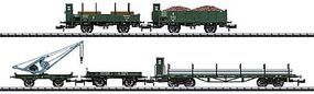 Trix K.Bay Freight 5-Car Set - N-Scale