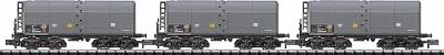 Trix Heavy Oil Tankcar Set 3/ - N-Scale (3)