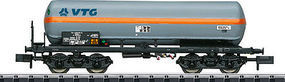 Trix Pressurized Gas Tank Cars N Scale Model Train Freight Car Set #15417