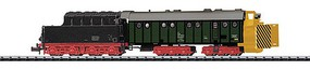 Trix DB Steam Rotary Snowplow N-Scale