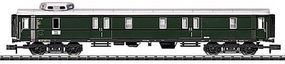 Trix Baggage Car DB Era III - N-Scale