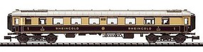 Trix Type SA4u28 Salon Car DRG - N-Scale