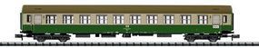 Trix Exp Pass Car 2nd Class DR - N-Scale