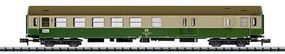 Trix Exp Pass Car w/Bagg DR - N-Scale