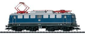 Trix Cl E 10 Loco DB blue - HO-Scale