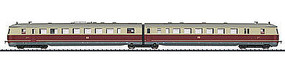 Trix Cl 183 Pwrd Rail Car DR - HO-Scale