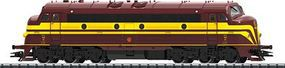 Trix Cl 1600 NOHAB Loco CFL HO-Scale