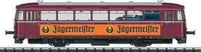 Jagermeister Rail Bus - HO-Scale