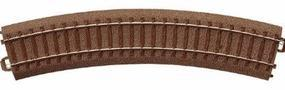 Trix (bulk of 6) Curved Track 30 Degrees HO-Scale