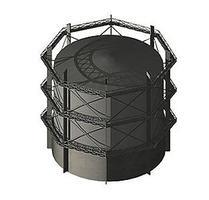 Trix Gas Holder Building Kit - HO-Scale