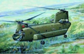 Trumpeter CH47A Chinook Medium-Lift Helicopter Plastic Model Helicopter 1/72 Scale #01621