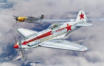 Trumpeter Mig3 Fighter -- Plastic Model Airplane -- 1/32 Scale -- #02230