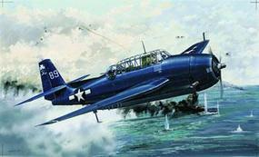Trumpeter TBM3 Avenger Aircraft Plastic Model Airplane 1/32 Scale #02234