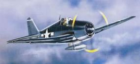 Trumpeter F6F3 Hellcat Fighter Plastic Model Airplane 1/32 Scale #02256