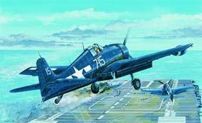 Trumpeter F6F5N Hellcat Fighter Plastic Model Airplane 1/32 Scale #02259