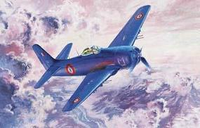 Trumpeter F8F1B Bearcat Fighter Plastic Model Airplane Kit 1/32 Scale #02284