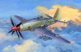 Trumpeter Wyvern S4 Early Version British Fighter Plastic Model Airplane Kit 1/48 Scale #02843