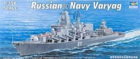 Trumpeter Russian Varyag Slava Class Cruiser Plastic Model Military Ship 1/350 Scale #04519