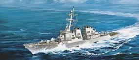 Trumpeter USS Arleigh Burke DDG51 Guided Missile Destroyer Plastic Model Kit 1/350 Scale #04523