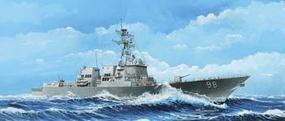 Trumpeter USS Forrest Sherman DDG98 Arleigh Burke Class Destroyer Plastic Model 1/350 Scale #04528