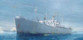 Trumpeter SS J. OBrien WWII Liberty Ship Plastic Model Military Ship Kit 1/350 Scale #05301