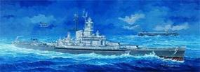 Trumpeter USS Massachusetts BB59 Battleship Plastic Model Military Ship Kit 1/350 Scale #05306