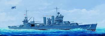 Trumpeter USS San Francisco CA-38 1942 Plastic Model Military Ship Kit 1/350 Scale #05309