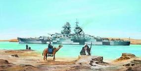 Trumpeter French Richelieu 1943 Battleship Plastic Model Military Ship Kit 1/350 Scale #05311