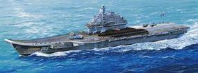 Trumpeter Admiral Kuznetsov Soviet Aircraft Carrier Plastic Model Military Ship 1/350 Scale #05606