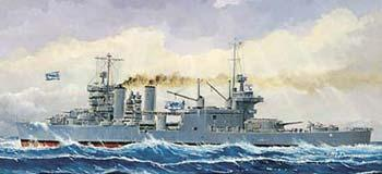 Trumpeter USS Minneapolis CA36 Heavy Cruiser 1942 Plastic Model Military Ship 1/700 Scale #05744