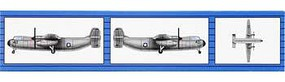 Trumpeter C-2 Greyhound (6) Plastic Model Airplane Kit 1/350 Scale #06238