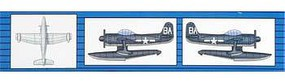 Trumpeter US Navy SC-1 Seahawk Seaplane Plastic Model Airplane Kit 1/350 Scale #06250